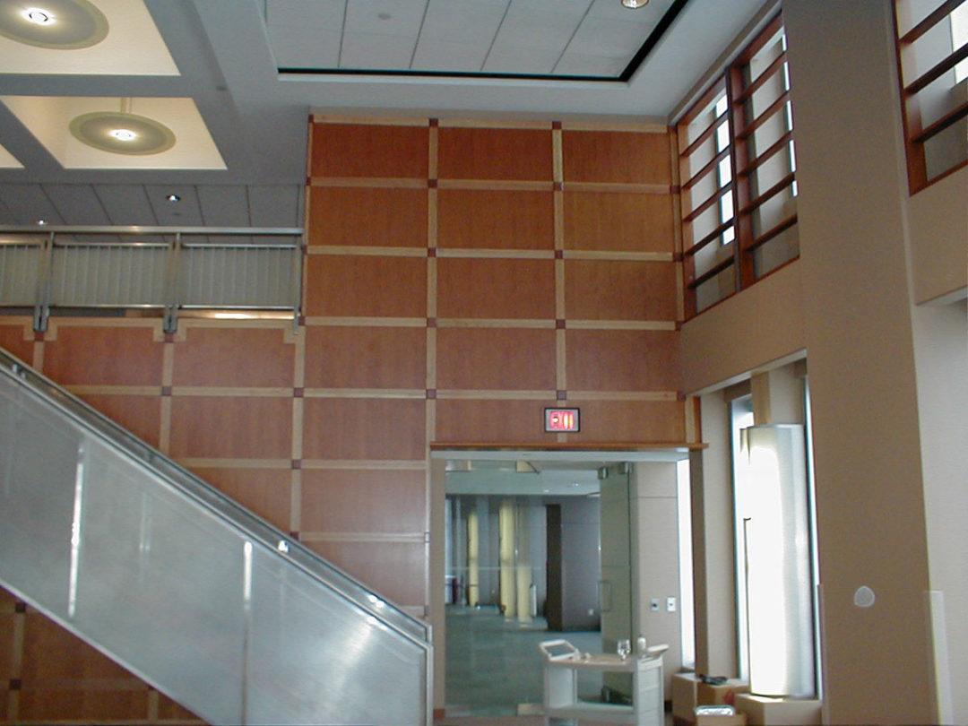Cherry Wall Panels
