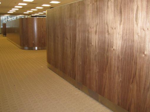 Walnut Panels