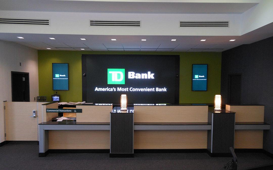 Bank Teller Line