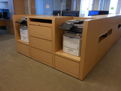 Custom File & Printer Areas